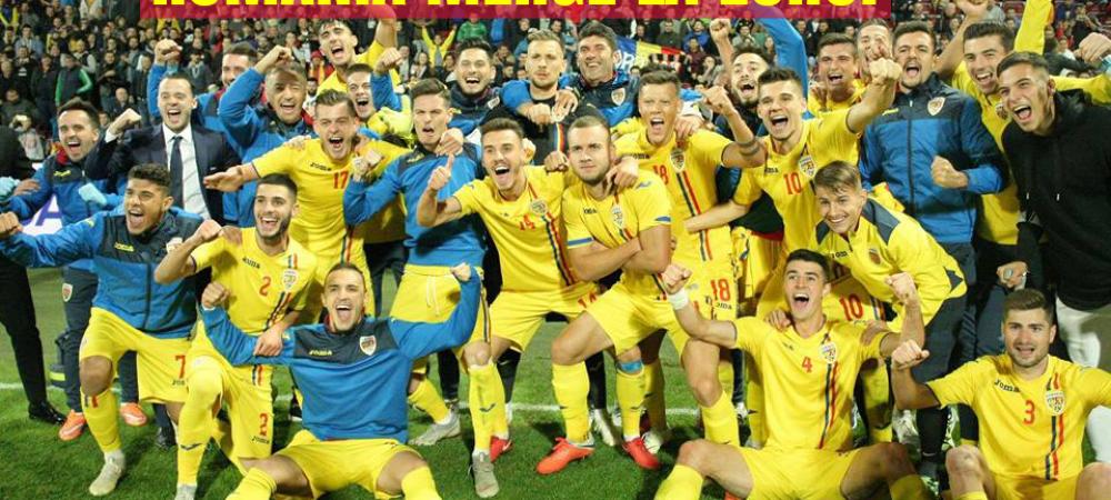 Fanii care ii vor sustine pe jucatorii lui Radoi la EURO U21 vor fi recompensati! Campania lansata de FRF pentru nationala de tineret