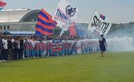 ULTIMA ORA | Steaua lui Lacatus rateaza promovarea pentru al doilea sezon consecutiv! SCENE ABSOLUT INCREDIBILE: fanii au intrat pe teren, jandarmii au intervenit in forta
