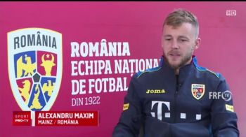 Maxim a pierdut numarul 10 la nationala si e pus pe lista de transferuri in Germania! Unde ar putea juca mijlocasul roman