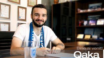 OFICIAL | Craiova a facut primul transfer important al verii! Banii pe Qaka se duc toti in conturile lui Becali