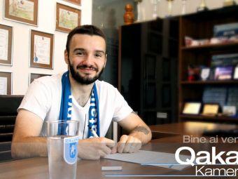 OFICIAL   Craiova a facut primul transfer important al verii! Banii pe Qaka se duc toti in conturile lui Becali