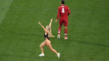 """A trebuit sa vin deghizat!"" Cum s-a transformat iubitul lui Kinsey Wolanski, ca sa fie pe Wanda la finala UEFA Champions League! El are interdictie de 5 ani pe stadioane"