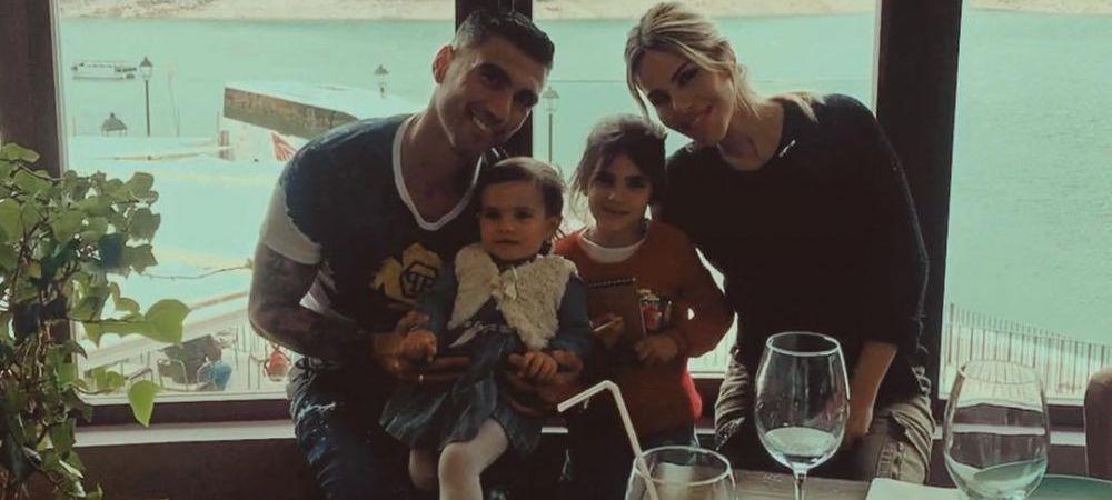 A MURIT JOSE REYES | Scrisoarea cutremuratoare a sotiei lui Jose Antonio Reyes! Video emotionant cu fotbalistul si cele doua fiice ale sale