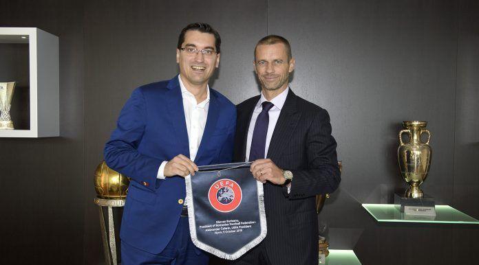 Razvan Burleanu, presedinte de comisie UEFA! Unde ajunge seful de la FRF