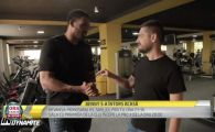 """Benny a prins curaj dupa ce a vazut meciul lui Joshua: """"Vreau sa ma bat cu el si cu Fury!"""" Benny i-a fost ghid lui Morosanu in Cluj: galele celor doi sunt joi, la ProTV, 23:30"""