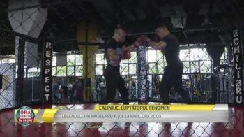 Caliniuc va lupta in cea mai tare piramida din Romania! Trei super luptatori din Glory sunt asteptati la Bucuresti