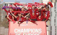 Cati bani a luat Liverpool de la UEFA dupa ce a cucerit Liga Campionilor! Suma fabuloasa: de trei ori si jumatate drepturile Ligii I pe un sezon