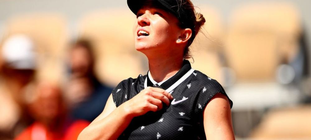 "SIMONA HALEP ROLAND GARROS 2019 | ""Ma simt batrana!"" Simona Halep a vorbit despre duelul din sferturi cu Anisimova: ""Nu e deloc usor!"""