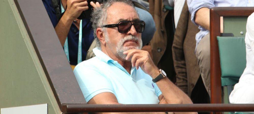 Ion Tiriac si-a depus candidatura pentru sefia Federatiei Romane de Tenis! Principalul obiectiv al fostului tenismen