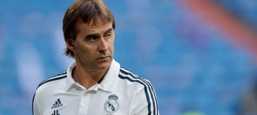 Julen Lopetegui si-a gasit echipa! Unde a ajuns fostul antrenor de la Real Madrid! A fost anuntat OFICIAL!
