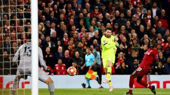 Messi a marcat cel mai frumos gol al sezonului in UEFA Champions League! Fanii au votat reusita starului Barcelonei din meciul cu Liverpool