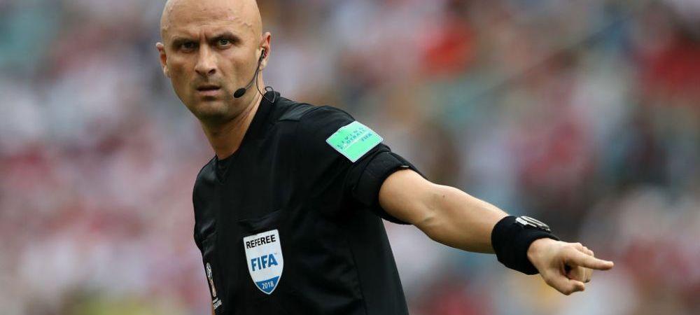 NORVEGIA - ROMANIA, VINERI 21:45 LA PRO TV | UEFA a anuntat cine va arbitra partida! Romania nu a pierdut niciodata cu el la centru, iar ultima ne-a arbitrat la EURO