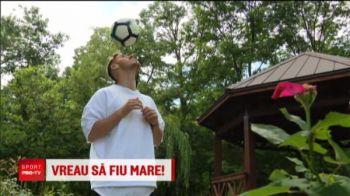 Juca fotbal in spatele blocului si a semnat cu FCSB: 700.000 de euro a platit Becali pentru jucatorul care vrea sa ajunga ca Ibrahimovic