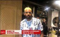 CATALIN MOROSANU - DANIEL SAM, JOI LA PRO TV | Benny Adegbuyi s-a vopsit blond, ca Hagi in '98, inainte de gala! Cum arata acum: VIDEO