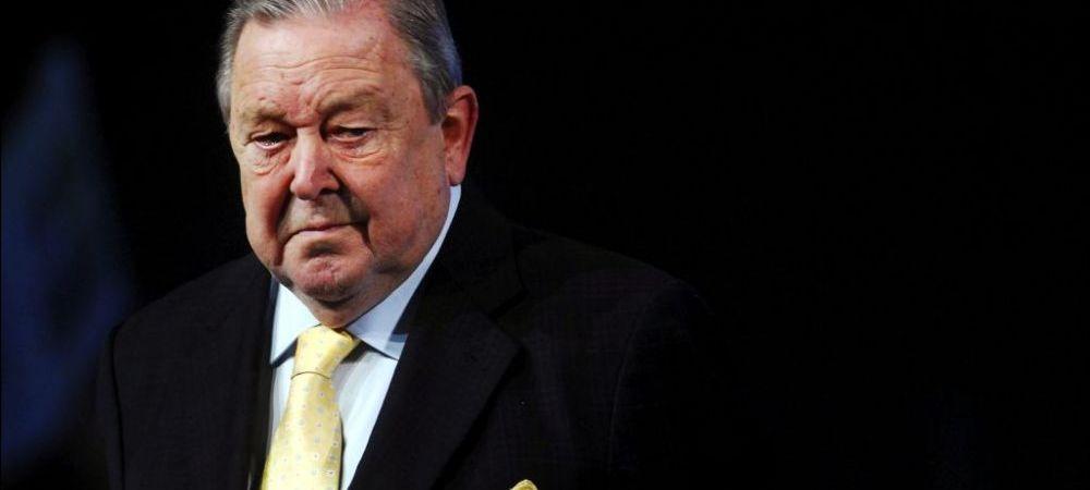 A murit fondatorul UEFA Champions League! Lennart Johansson, arhitectul actualului sistem, a incetat din viata la 89 de ani!