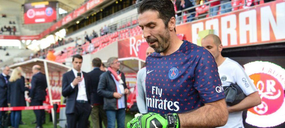 """ULTIMA ORA   Buffon spune """"ADIO"""" PSG-ului! Mesajul emotionant al italianului si transferul URGENT pregatit de seici"""