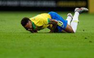 COSMAR fara oprire pentru Neymar! Acuzat de viol, brazilianul s-a accidentat din nou la glezna si a ajuns la spital! Cariera lui e in pericol