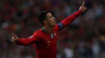 Cristiano Ronaldo se pregateste de finala Nations League! E FABULOS ce a reusit in meciul cu Elvetia: poate fi ultimul trofeu cu nationala pentru portughez