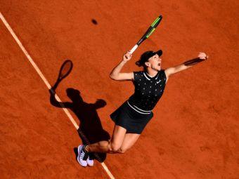 SIMONA HALEP, OUT DE LA ROLAND GARROS | Simona se prabuseste in clasamentul mondial dupa infrangerea cu Anisimova! De cand n-a mai fost atat de jos