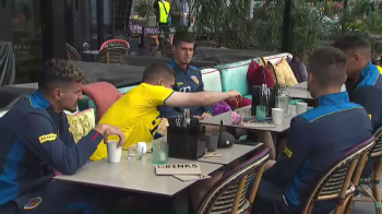 NORVEGIA - ROMANIA, VINERI, 21:45, PRO TV | Jucatorii nationalei s-au plimbat prin Oslo. Man si Hagi, la cafea cu lotul Viitorul