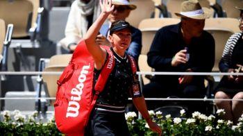 SIMONA HALEP, OUT DE LA ROLAND GARROS   Ce urmeaza pentru Simona dupa infrangerea cu Anisimova! Cand poate reveni in top 5 mondial