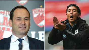 EXCLUSIV | Dinamo a refuzat un antrenor cu Tottenham, Hamburg si Red Bull Salzburg in CV pentru a-l pune pe Neagoe! Ce strain i-a fost propus lui Negoita