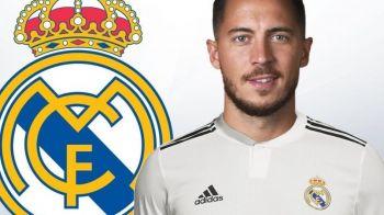 E GATA! Real Madrid l-a transferat pe Eden Hazard de la Chelsea! Suma uriasa platita de Florentino Perez!