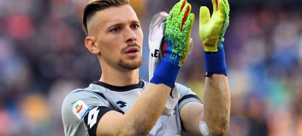 Ionut Radu, cel mai scump fotbalist roman al momentului, dupa actualizarea cotelor Transfermarkt! Cat a ajuns sa coste si cine il urmeaza