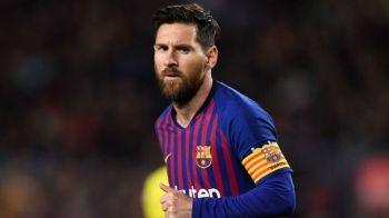 """FABULOS! Fiul lui Messi tine cu Real Madrid! Ce probleme intampina acasa starul Barcelonei! """"Striga la golurile lor"""""""