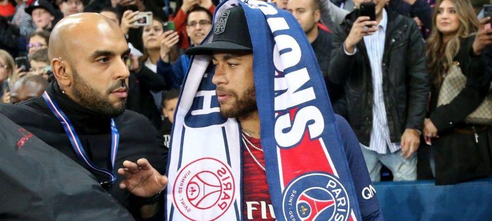 Neymar i-a informat pe seici: REFUZA transferul la Real Madrid! Singurul club unde ar pleca de la PSG