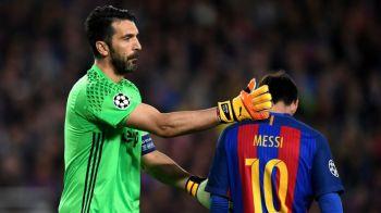 Gigi Buffon, la Barcelona! Anunt BOMBA facut de Sky Italia: la 41 de ani, legendarul portar poate merge sa fie coleg cu Messi