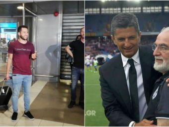 Primul transfer primit de Razvan Lucescu pentru Liga Campionilor! Patronul lui PAOK i-a promis ca va intari si mai mult echipa