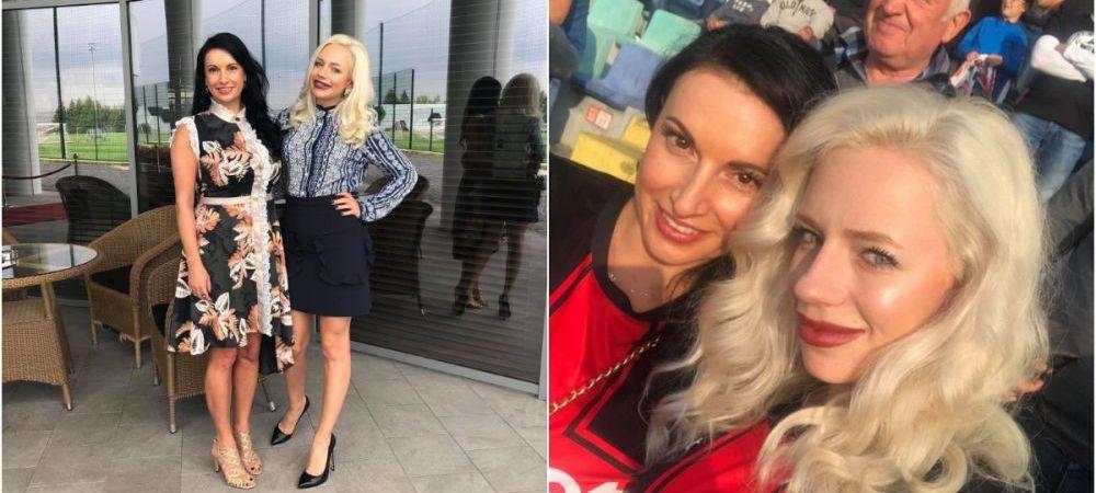 Cine ii mai opreste acum?! GENIAL: Nationala din preliminariile EURO 2020 care si-a angajat doua specialiste sexy pentru a lucra la moralul jucatorilor. GALERIE FOTO