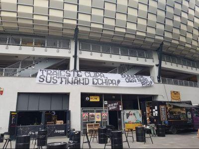 Au UMPLUT orasul de mesaje! Se anunta o atmosfera SENZATIONALA pe Cluj Arena pentru barajul de Liga 1!!!