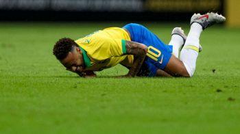 FOTO Cum arata piciorul lui Neymar dupa accidentarea grava de la nationala! Cariera starului de 27 de ani, in pericol!