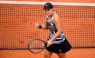 ROLAND GARROS 2019 | S-a stabilit marea finala! Ashleigh Barty s-a calificat dupa un meci maraton cu Anisimova, jucatoarea care a eliminat-o pe Halep