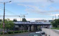 Meciul asteptat de toata lumea la Cluj! Fanii Universitatii au umplut orasul de bannere inaintea barajului cu Hermannstadt