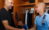 """The special one: Mitri!"" Moment FABULOS cand Alex Mitrita i-a fost prezentat lui Guardiola! Cum a reactionat antrenorul lui Man City cand a auzit porecla lui Mourinho"