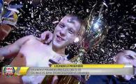 """""""Este cea mai puternica gala din Romania!"""" Fenomenul Caliniuc se lupta in Legendele Piramidei, joia viitoare la Pro X"""
