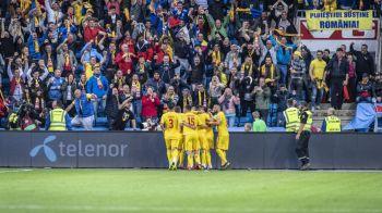 Peste 2.3 milioane de romani au urmarit la PRO TV meciul dintre Norvegia si Romania!
