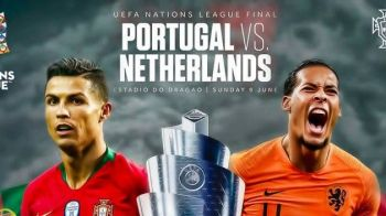 (P) Portugalia - Olanda: Finala Ligii Natiunilor analizata de pariori!