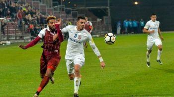 """""""Nu mi-a fost frica de Steaua! Asa am simtit, sa merg la CFR Cluj!"""" Prima reactie dupa transferul neasteptat facut de campioana"""