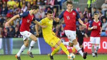 """Daca Ianis joaca meci de meci si daca intra Tucudean, avem sanse sa mergem la Euro!"" Ce spune Dan Petrescu dupa 2-2 in Norvegia"