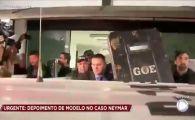 Modelul care l-a acuzat pe Neymar de viol a LESINAT la audieri! Avocatul a dus-o in brate la masina. VIDEO