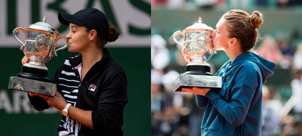Simona Halep, mesaj special pentru Ashleigh Barty dupa finala Roland Garros 2019! Sfatul romancei pentru noua campioana de la Paris