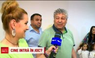 """""""Baga si tu pe unii mai batrani!"""" :)) Dialog senzational cu Mircea Lucescu si Razvan pe banca"""