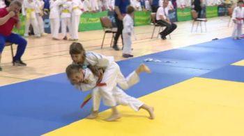 Corleone a bagat spaima-n adversari! :) Aparitie neasteptata la campionatul de judo