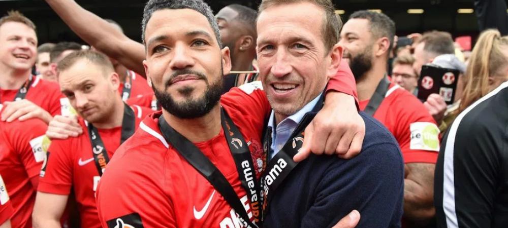 Anunt SOCANT! Managerul unei echipe din Anglia a murit la 49 de ani. Era o legenda a lui Tottenham