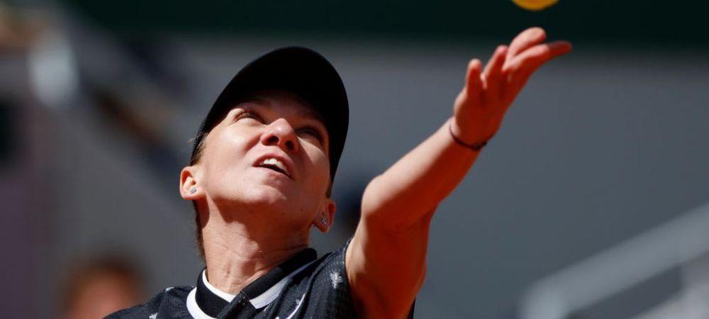 Eliminata in sferturi, Simona Halep se poate lauda cu o performanta UNICA la Roland Garros! Anuntul facut de WTA