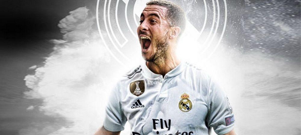 Eden Hazard, motivul plecarii lui Cristiano Ronaldo de la Real Madrid?  Dezvaluirea facuta abia acum! Care era planul lui Florentino Perez